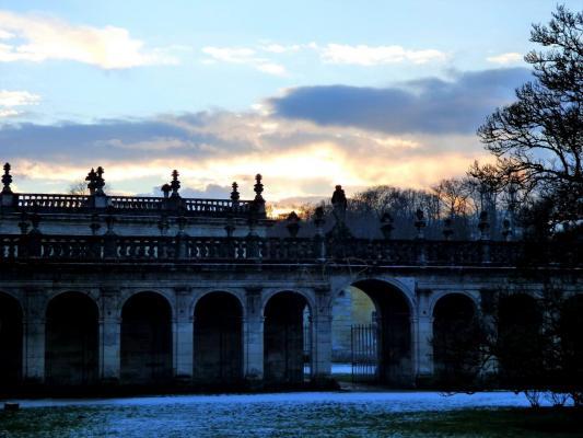 Abbaye de Trois fontaines Haute Marne